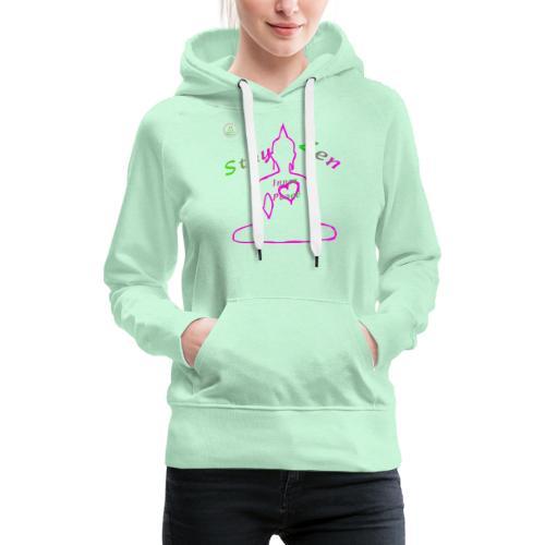 StayZen - Sweat-shirt à capuche Premium pour femmes