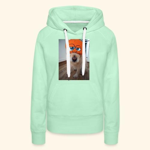 Hundesicht - Frauen Premium Hoodie