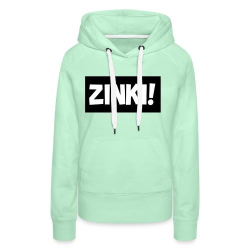 ZINKI T - Women's Premium Hoodie
