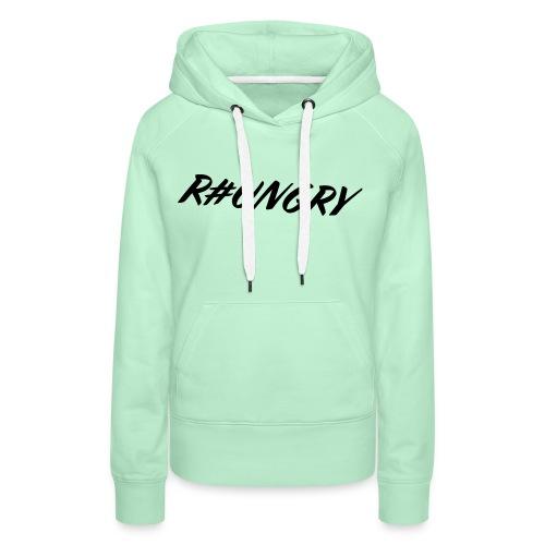 rungryv4 - Women's Premium Hoodie