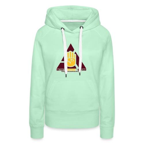 1stResponse Logo - Women's Premium Hoodie