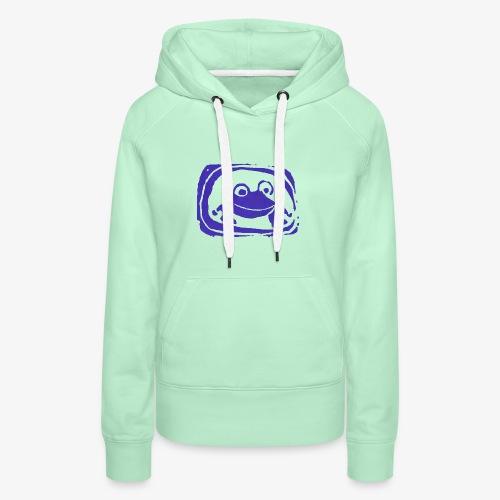 Froggyfun - Frauen Premium Hoodie