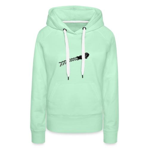 trekkeritz - Vrouwen Premium hoodie