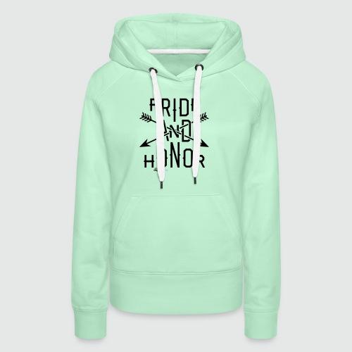 PRIDE - Vrouwen Premium hoodie