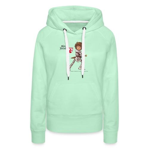 Ritter Trenk Bio-T-Shirt für Kinder - Frauen Premium Hoodie