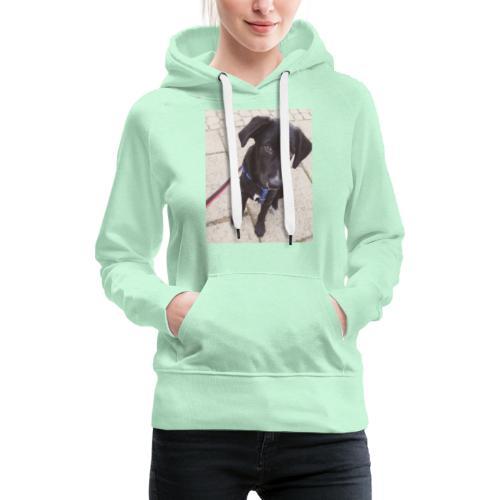 Hund twix - Frauen Premium Hoodie