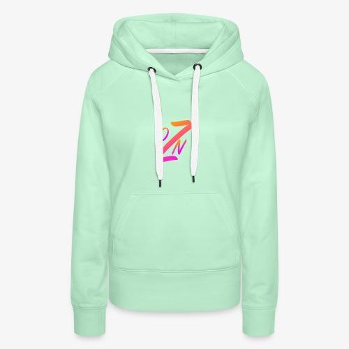 Zon-Playa - Sweat-shirt à capuche Premium pour femmes