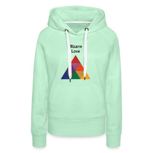 New Order Joy - Sweat-shirt à capuche Premium pour femmes