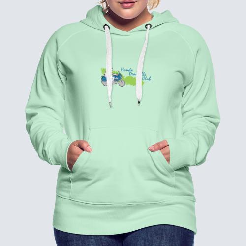 HDC logo - Vrouwen Premium hoodie