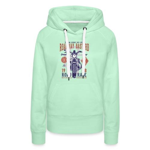 Roadway Bastard - Vrouwen Premium hoodie