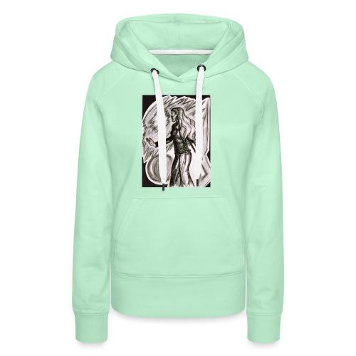 Fernweh - Frauen Premium Hoodie