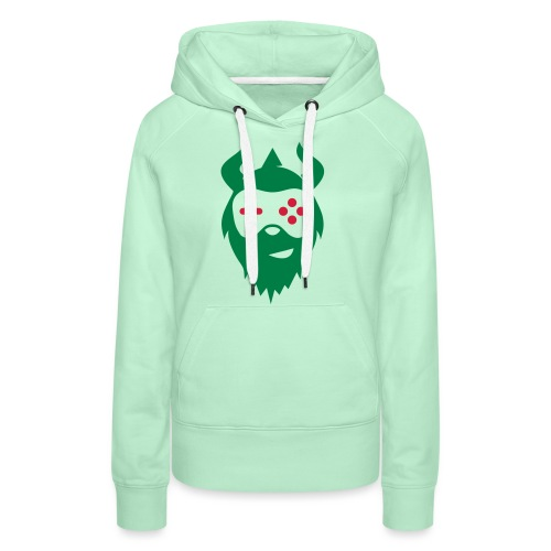 DGTallShirt - Frauen Premium Hoodie