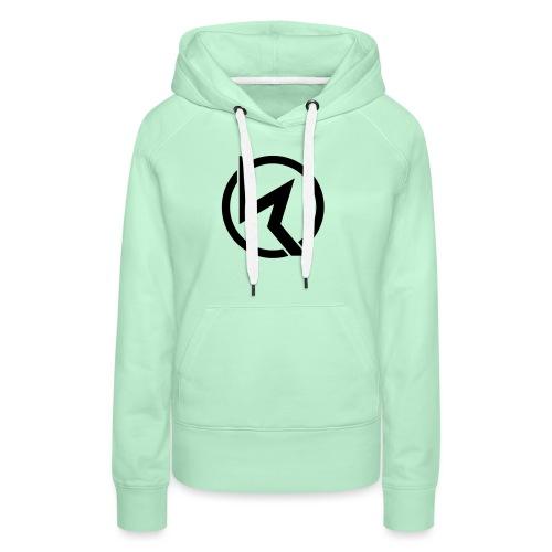 KLP Gaming Logo - Frauen Premium Hoodie