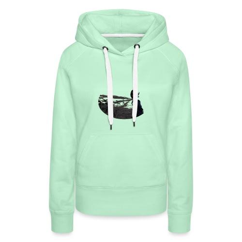 girl-647714xxxx - Sweat-shirt à capuche Premium pour femmes