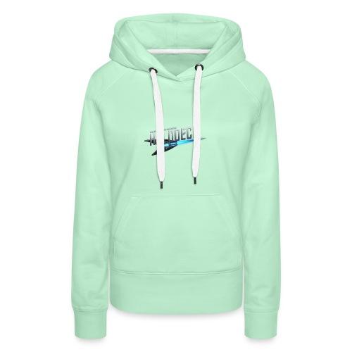 Schifflogo - Frauen Premium Hoodie