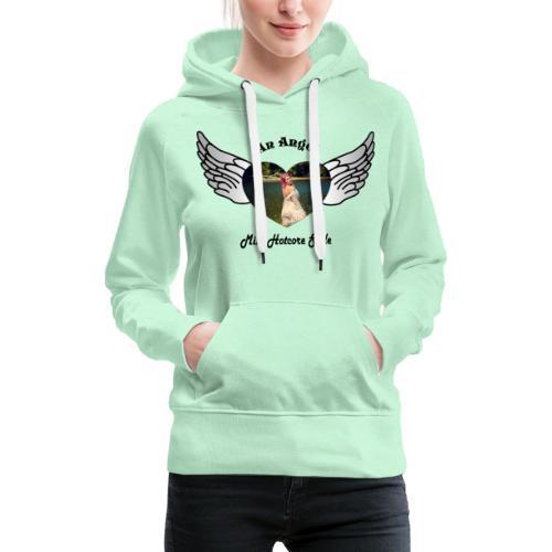 An Angel bunt - Frauen Premium Hoodie