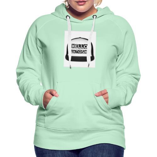 photo 2019 09 19 21 57 55 - Sweat-shirt à capuche Premium pour femmes