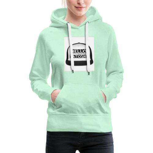 photo 2019 09 19 21 57 55 - Sweat-shirt à capuche Premium pour femmes