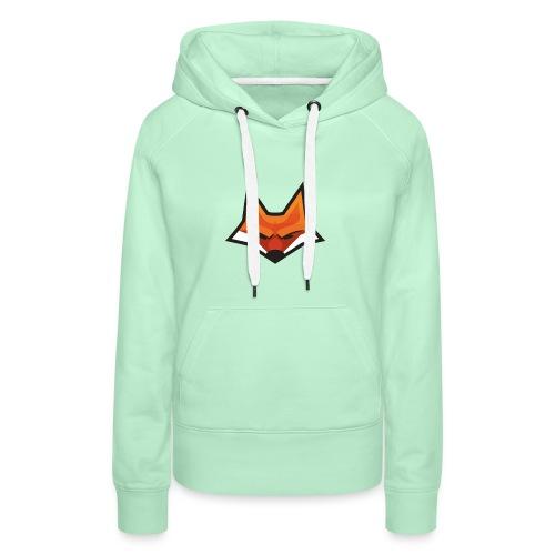 foxtee png - Frauen Premium Hoodie