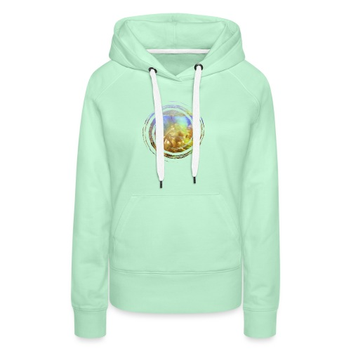 Opal Spirale - Frauen Premium Hoodie