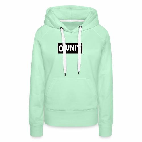 OWNIT logo - Women's Premium Hoodie
