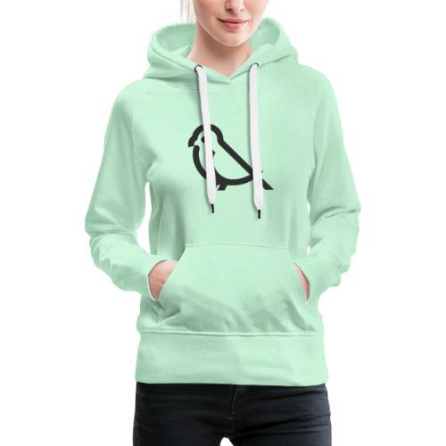 Bird - Frauen Premium Hoodie