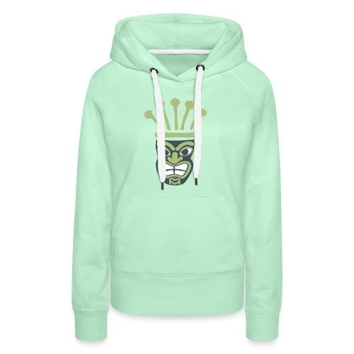 Big Kahuna Icon - Frauen Premium Hoodie