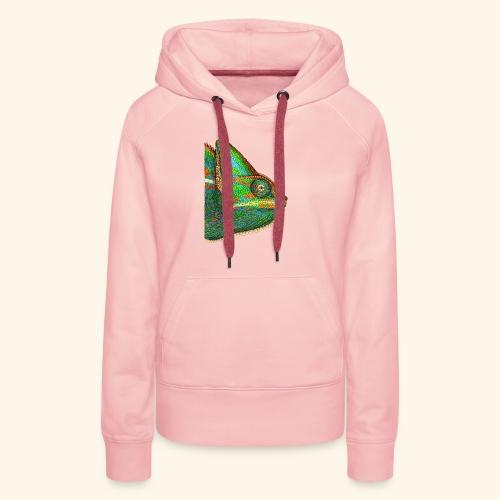 Chamäleon - Frauen Premium Hoodie