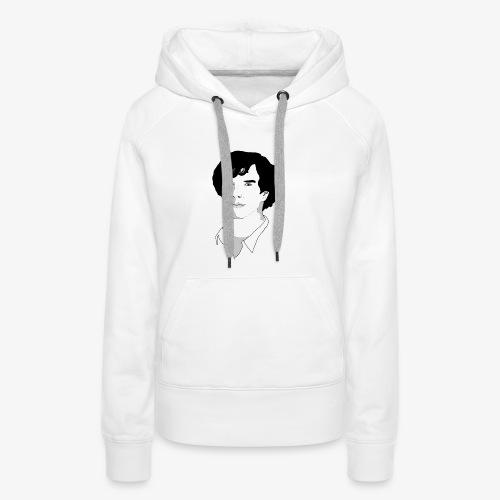 Sherlock Holmes - Vrouwen Premium hoodie