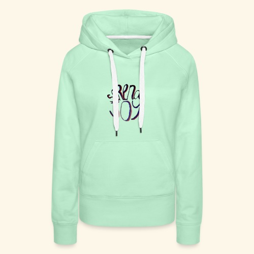 Serena Joy logo merch - Women's Premium Hoodie