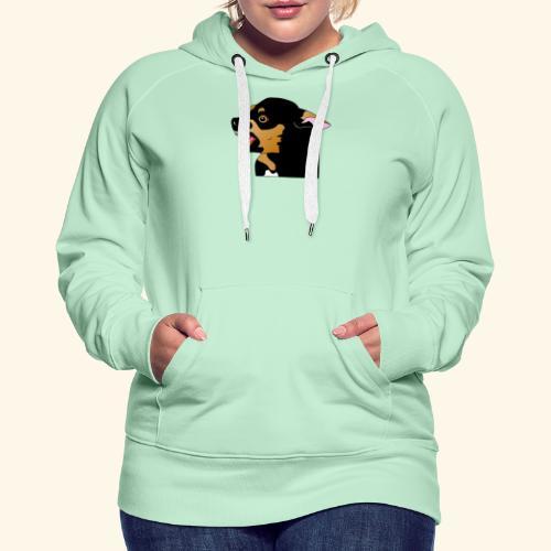 Chihuahua - Frauen Premium Hoodie