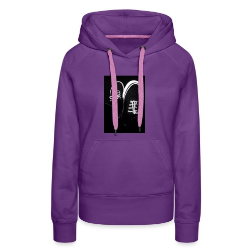 Walk with me - Women's Premium Hoodie