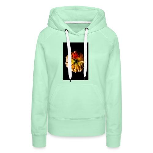 Blume II - Frauen Premium Hoodie