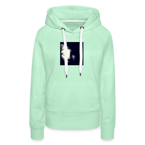Dark chocolate - Women's Premium Hoodie