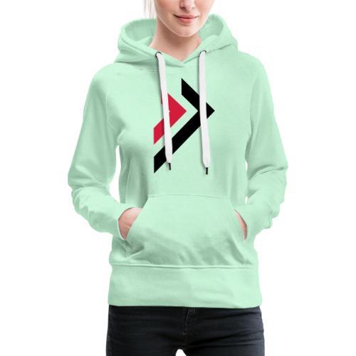Logo de Sylmora - Sweat-shirt à capuche Premium pour femmes