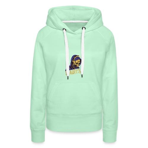 skadiy3 - Vrouwen Premium hoodie
