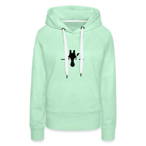 Walden Black - Vrouwen Premium hoodie