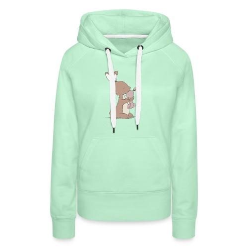 Mira & Lucky - Frauen Premium Hoodie