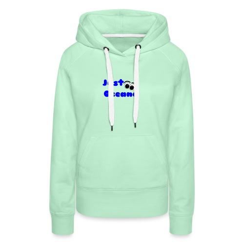 justoceane shirt vrouwen - Vrouwen Premium hoodie