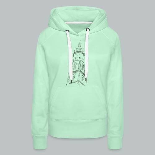Nördlingen T-Shirt Daniel schwarz - Frauen Premium Hoodie