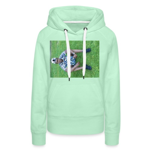 F.lass - Vrouwen Premium hoodie