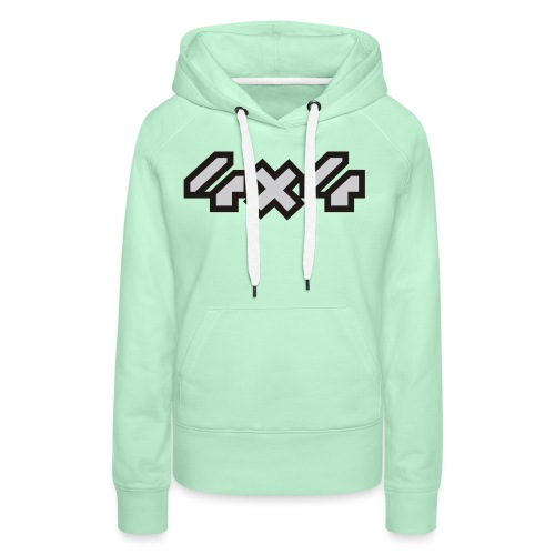 For all you big boys - Women's Premium Hoodie