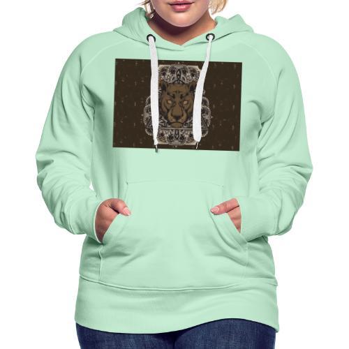 Panther shirt - Frauen Premium Hoodie