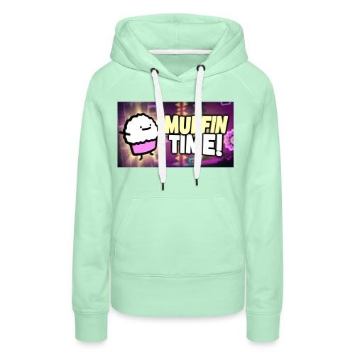 Its Muffin Time 2 - Frauen Premium Hoodie