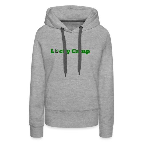 Glücksbringer Camp - Frauen Premium Hoodie