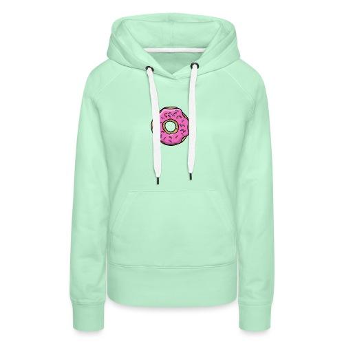 donut - Frauen Premium Hoodie