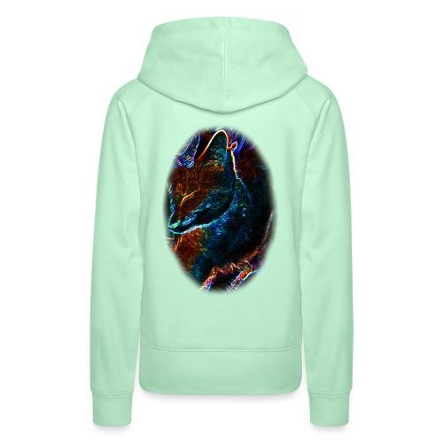 Catowow - Sweat-shirt à capuche Premium pour femmes