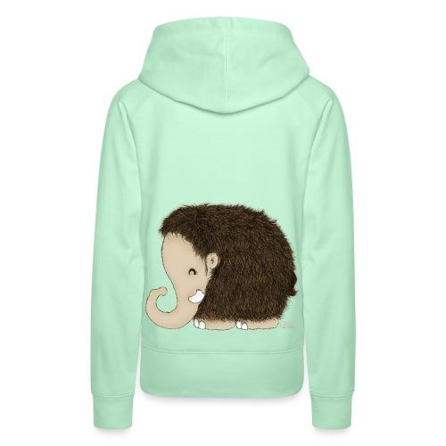 Mini-Mammut Michel - Frauen Premium Hoodie