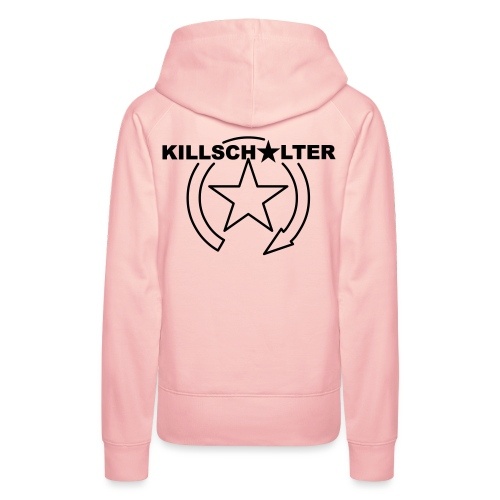 Kill switch Logo 0KS02 B - Women's Premium Hoodie