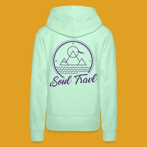SoulTravl - Frauen Premium Hoodie